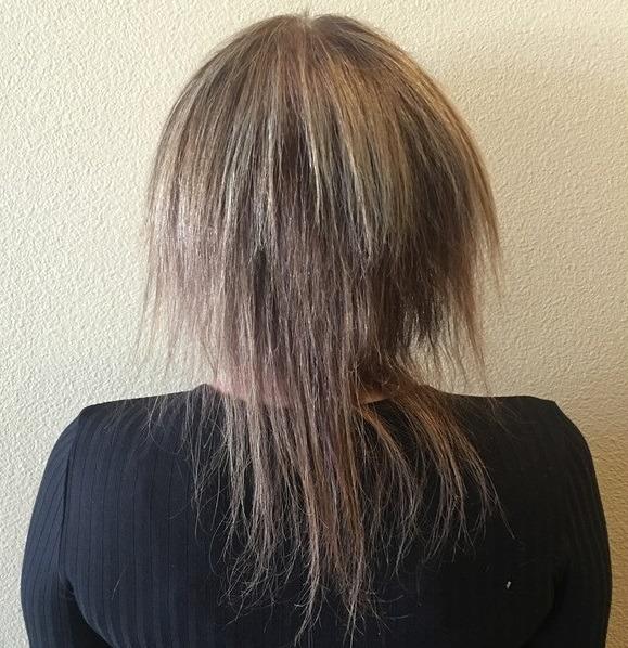 Zniszczone Włosy Po Przedłużaniu Wizazpl