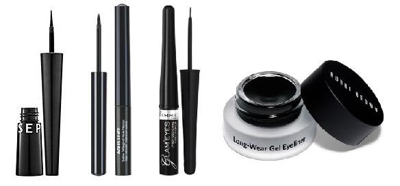 przegląd eyelinerów