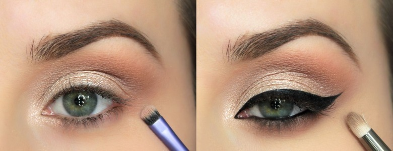 Makijaż powiększający oczy - jak to zrobić? Krok po kroku