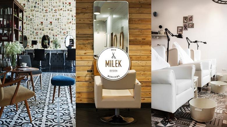 Milek Design Poszukiwanie Fryzjera Idealnego Wizazpl