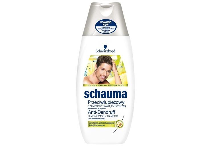 szampon Schauma z Trawą Cytrynową