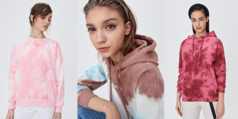 Hit Instagrama w Sinsay - koszulkę tie dye kupimy za grosze