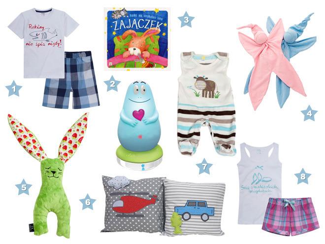 Akcesoria do sypialni dziecka