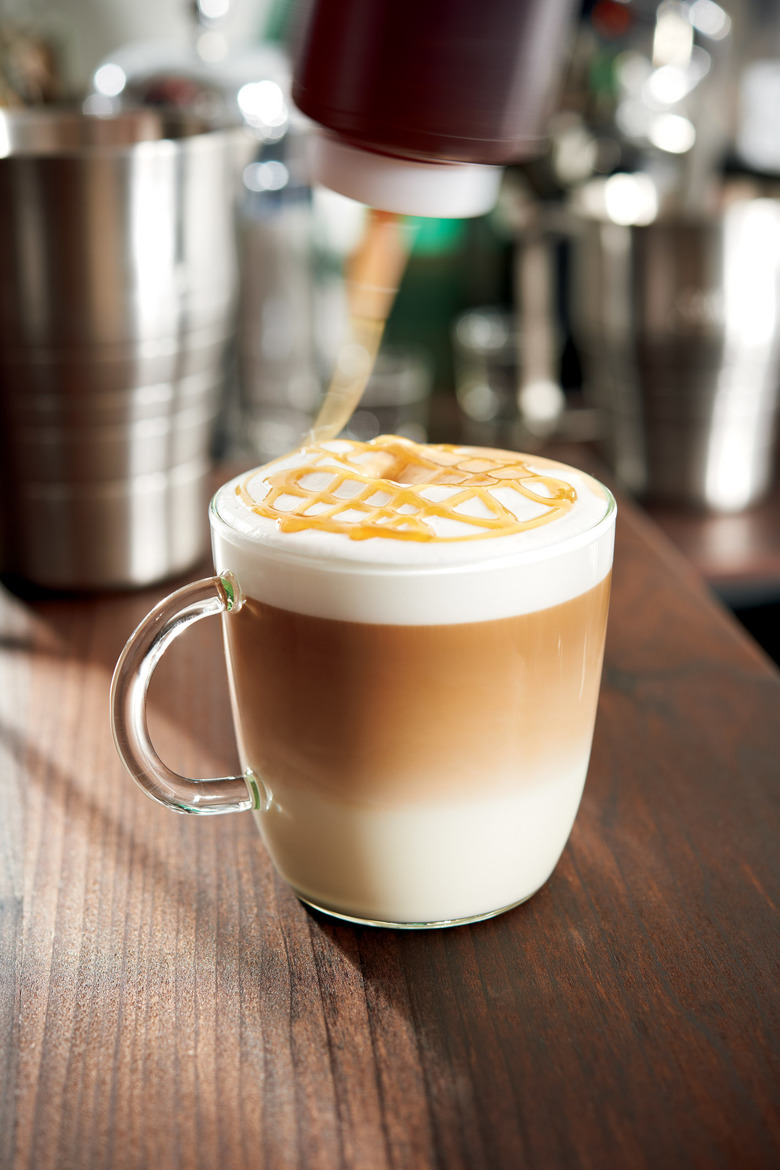 starbucks maple macchiato