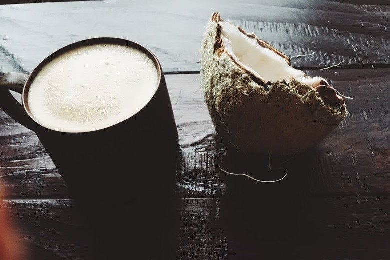 coconut latte starbucks