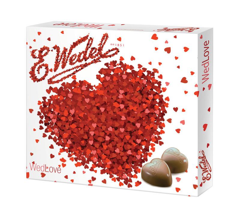 czekoladki wedel