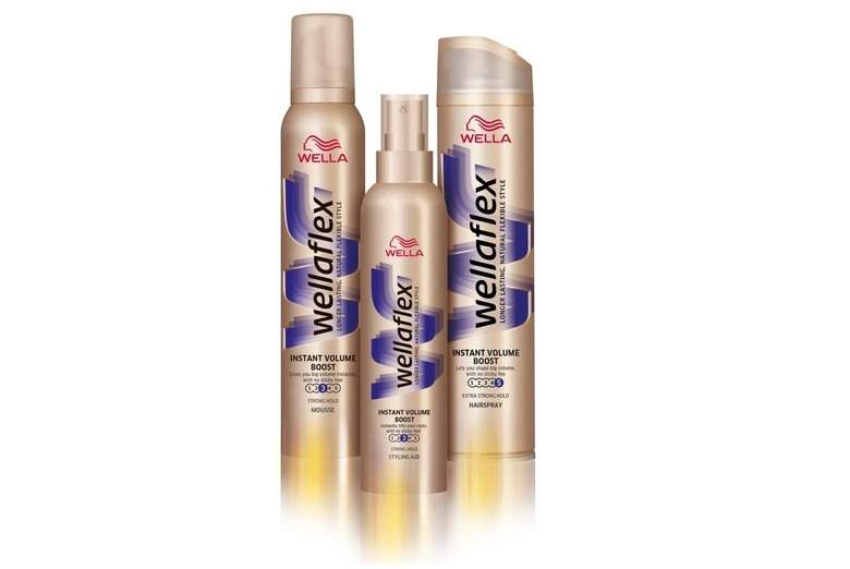 Wellaflex Instant Volume Boost