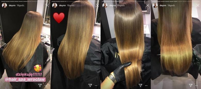 Deynn Po Keratynowym Prostowaniu Włosów Wizazpl