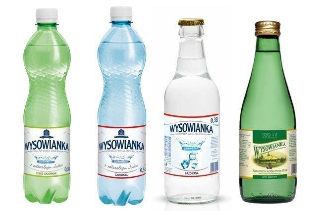 woda mineralna wysowianka