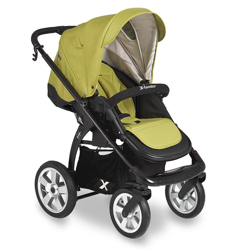 Jak wybrać wózek dla dziecka, spacerówka x-move