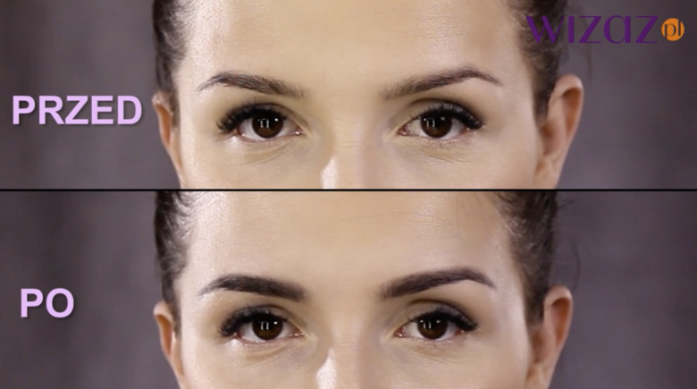 Jak Nakładać Hennę Na Brwi I Rzęsy Krok Po Kroku Wideo Wizazpl