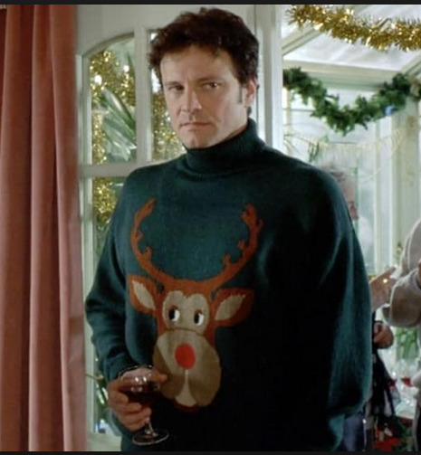 "Mark Darcy w ""Bridget Jones"