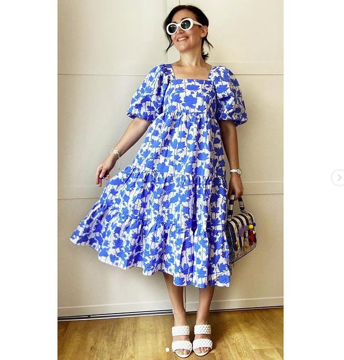 modna sukienka z reserved na lato została przeceniona