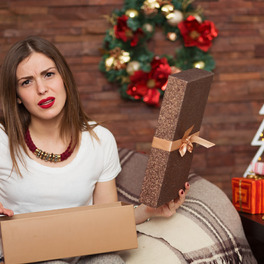 Czego nie chcesz dostać w prezencie?/fot. iStock