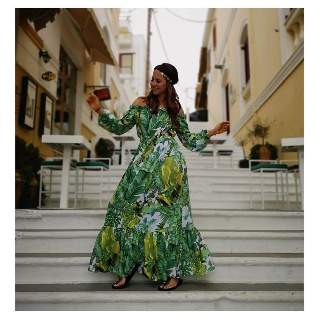 bc447b22c5 Anna Lewandowska w sukience w kwiaty Mosquito - Wizaz.pl