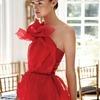 Kobieca garderoba – czerwona sukienka