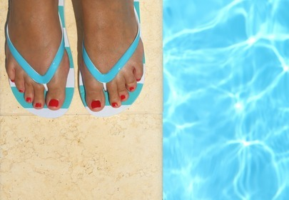 buty na plażę