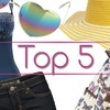 top 5 - must have na lipiec