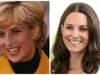 księżna diana spencer kate middleton