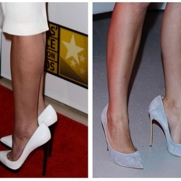 stopy gwiazd w zbyt dużych butach
