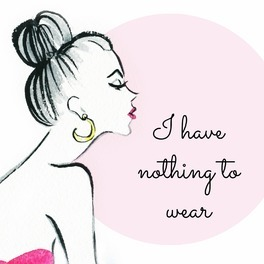 nie mam się w co ubrać