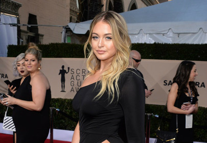 iskra lawrence sag awards 2018