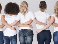 jak dobrać jeansy do figury
