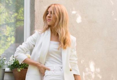 Kasia Tusk w modnym topie z H&M za mniej niż 15 zł