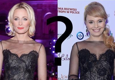 Odeta Moro i Agnieszka Jastrzębska