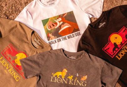 Koszulki z motywem 'Króla Lwa' - gdzie je kupić?