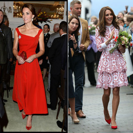 Kate Middleton w Kanadzie/fot. EN