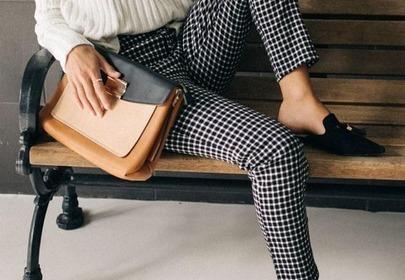 Spodnie z Zary - cygaretki