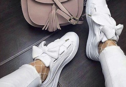 Kultowy model butów Puma kupicie w Biedronce. Są bajecznie tanie