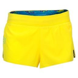 żółte szorty