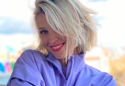 Magda Mołek w ultramodnej kurtce z Reserved. Jest idealna na wiosnę!