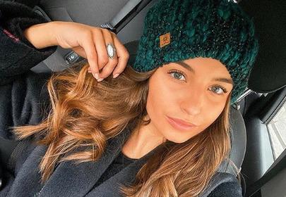 czapka z wełny