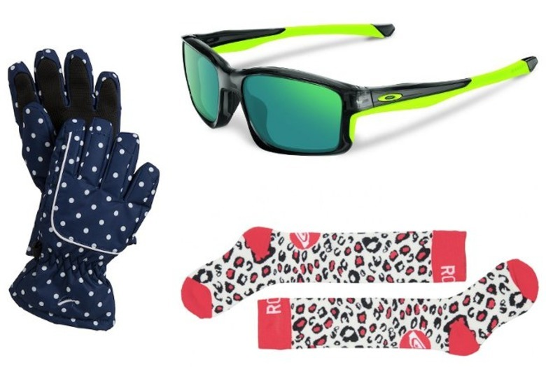 ubrania i dodatki na snowboard