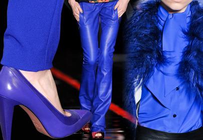 modny kolor niebieski