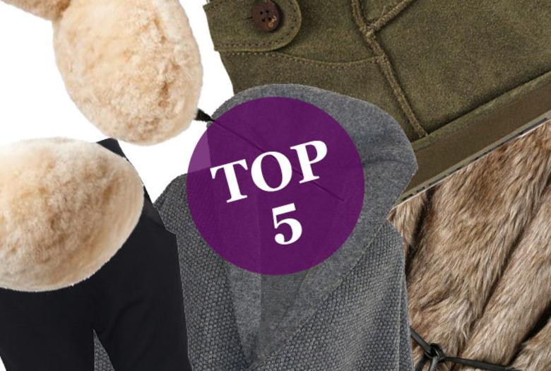 top 5 - must have na grudzień