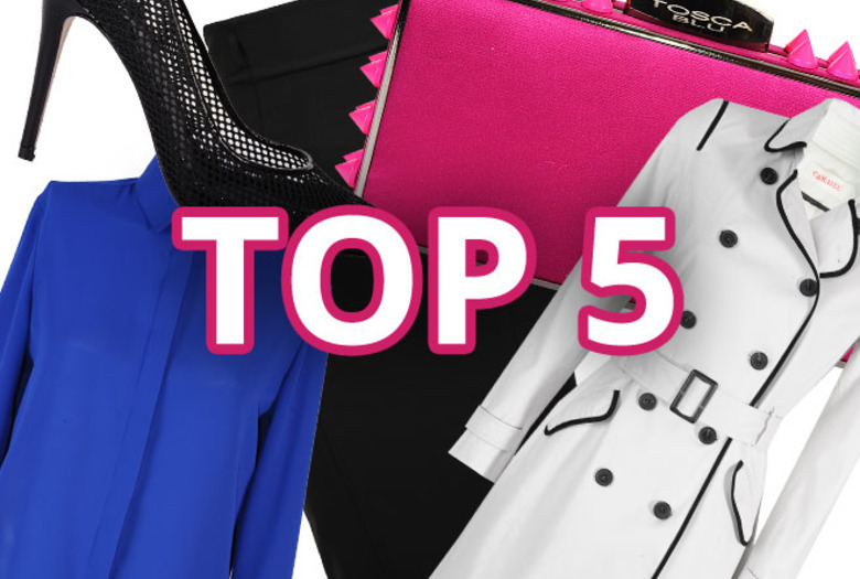 top 5 - must have ma kwiecień