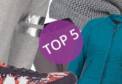 top 5 - must have na październik