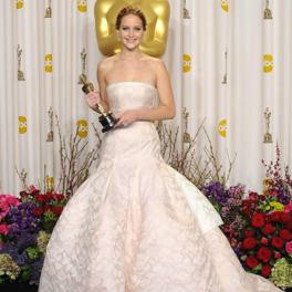 Jennifer Lawrence w 2013 roku/fot. EN