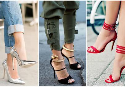buty na obcasie wygodne