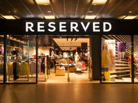 reserved sieciówka sklep galeria handlowa