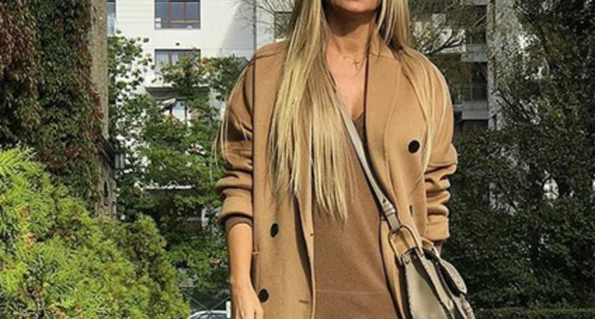 Małgorzata Rozenek Majdan w płaszczu z Zary jak wygląda