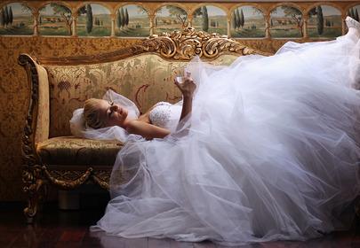 ślub w stylu awangarodowym