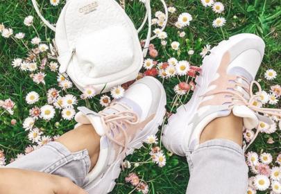 sneakersy z ccc to hit na Instagramie