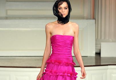 suknie Oscara de la Renty