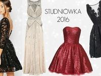 studniówka 2016 sukienki