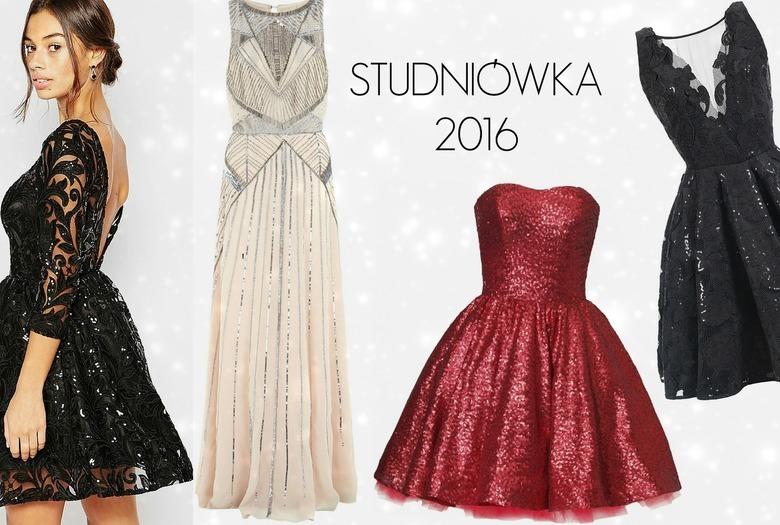 1ec5a7ce37 Najładniejsze Sukienki na studniówkę 2016 - Wizaz.pl